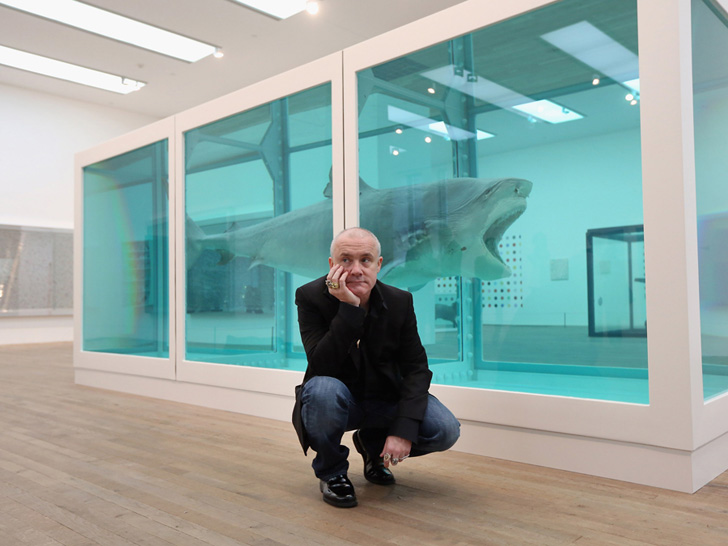Damien Hirst Shark-07