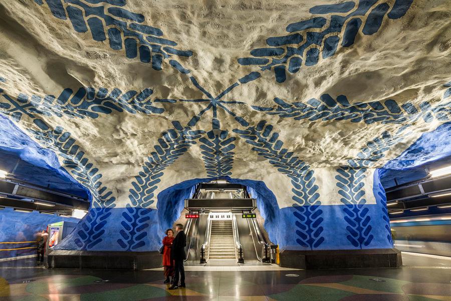 Metro de Estocolmo-14
