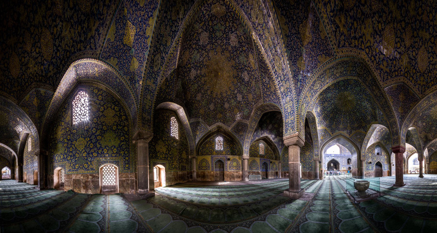 Emam---Shah-mosque---Isfahan