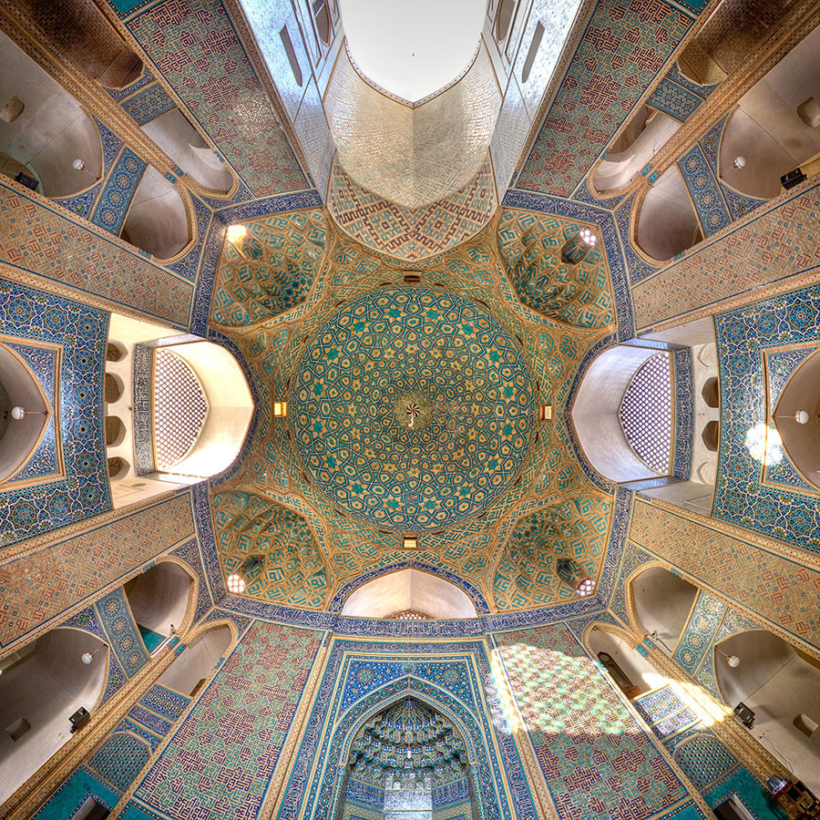 Jameh-mosque-of-yazd---Yazd
