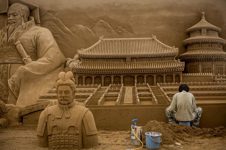 Yokohama Sand Art Exhibition-01