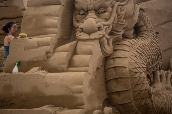 Yokohama Sand Art Exhibition-04