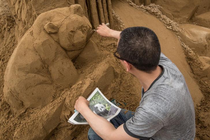 Yokohama Sand Art Exhibition-05