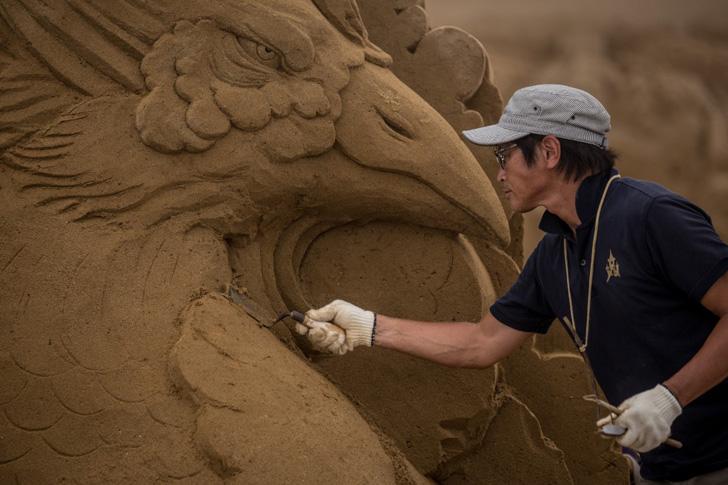 Yokohama Sand Art Exhibition-15